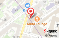 Схема проезда до компании Мобатайм Системс в Санкт-Петербурге