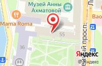 Схема проезда до компании Балтийский Медицинский Образовательный Центр в Санкт-Петербурге