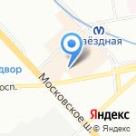 Doma-Bani на карте Санкт-Петербурга