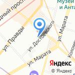 Camera Obscura на карте Санкт-Петербурга