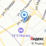 Санкт-Петербургский музей истории профессионального образования на карте Санкт-Петербурга