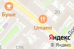 Схема проезда до компании РМК в Санкт-Петербурге