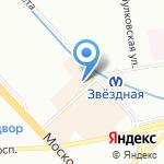 RV mobile на карте Санкт-Петербурга