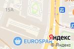 Схема проезда до компании Lovely Dress в Санкт-Петербурге