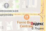 Схема проезда до компании Terminal в Санкт-Петербурге