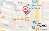 Схема проезда до компании VELARS в Санкт-Петербурге