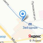 СУШИмаг на карте Санкт-Петербурга