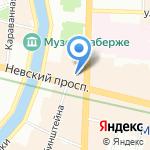 TOTO Group на карте Санкт-Петербурга