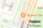 Схема проезда до компании Жуи Лун в Санкт-Петербурге