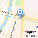 Inology на карте Санкт-Петербурга