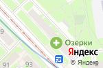 Схема проезда до компании OLDI в Санкт-Петербурге