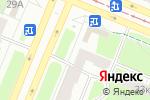 Схема проезда до компании Удачный в Санкт-Петербурге