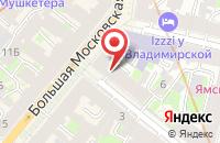 Схема проезда до компании Мир Музыки в Санкт-Петербурге