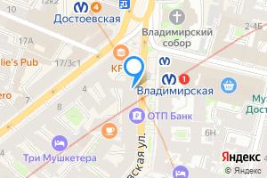 Сдается комната в четырехкомнатной квартире в Санкт-Петербурге Большая Московская ул., 1-3