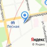 Happy Kids на карте Санкт-Петербурга