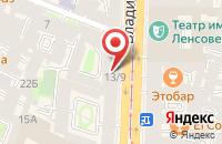 Схема проезда до компании Синяя Птица Клуб в Санкт-Петербурге