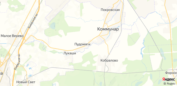Антелево на карте