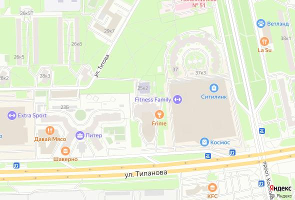 жилой комплекс Кремлёвские звёзды