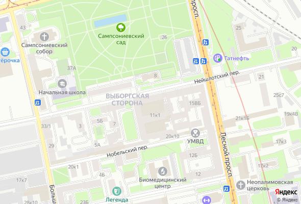 жилой комплекс Нейшлотская крепость