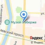 Подписные издания на карте Санкт-Петербурга