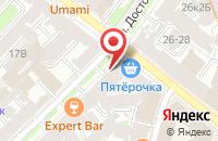 Схема проезда до компании Пульс С.-Петербург в Санкт-Петербурге