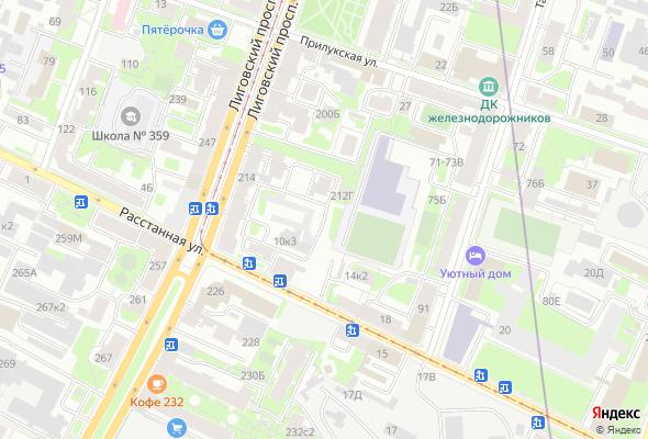 купить квартиру в ЖК Новый Лиговский