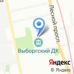 Phoenix Music на карте Санкт-Петербурга