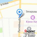 I Love Coffee SPb на карте Санкт-Петербурга