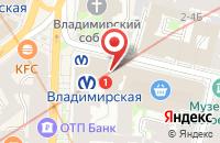 Схема проезда до компании Мир антенн в Богородске