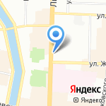 RENE на карте Санкт-Петербурга