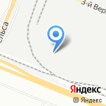 ЭТМ на карте Санкт-Петербурга