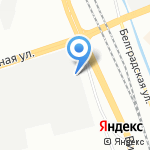 snastimarket.ru на карте Санкт-Петербурга