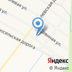У Бабловского парка на карте Санкт-Петербурга