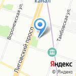 СпецМастер СПб на карте Санкт-Петербурга