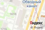 Схема проезда до компании Фотоштамп в Санкт-Петербурге