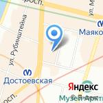 Ilt Group на карте Санкт-Петербурга