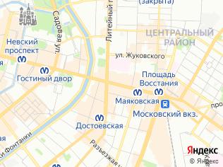 Аренда торгового помещения 363 м2, метро Маяковская