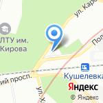РН-Трейд на карте Санкт-Петербурга