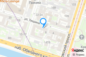 Однокомнатная квартира в Санкт-Петербурге ул. Тюшина, 10