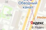 Схема проезда до компании Сеть цветочных салонов в Санкт-Петербурге