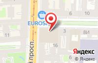 Схема проезда до компании Новые Игры в Санкт-Петербурге