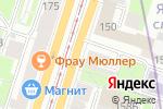 Схема проезда до компании Антикризис в Санкт-Петербурге