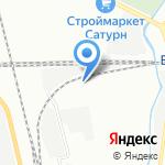 Дружинников на карте Санкт-Петербурга