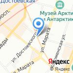 GRAFTOBIAN на карте Санкт-Петербурга