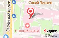 Схема проезда до компании Акцент-Сервис в Санкт-Петербурге