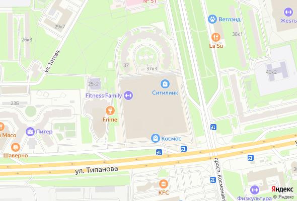 жилой комплекс Доминанта