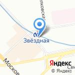 VERO MAESTRO на карте Санкт-Петербурга