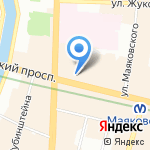Университетская Аптека на карте Санкт-Петербурга