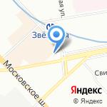 Часовня Покрова Пресвятой Богородицы на карте Санкт-Петербурга