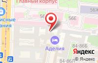 Схема проезда до компании Плюс Премьера в Санкт-Петербурге